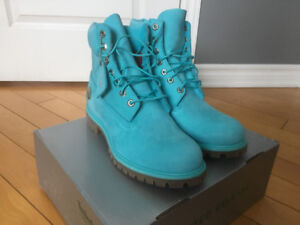 Timberlands limited release, never worn before