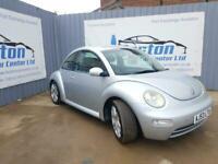 2003 Volkswagen Beetle 2.0 3dr HATCHBACK Petrol Manual