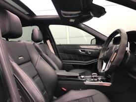 2014 14 Mercedes-Benz E63 S AMG 5.5 ( 585bhp ) E63s + FACTORY SATIN BLACK + SPEC