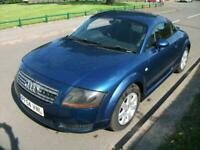 2005 Audi TT 1.8 T 2dr [180] COUPE Petrol Manual