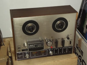 Vintage Stereos Amplifier Turntable Receiver Reel to reel & more