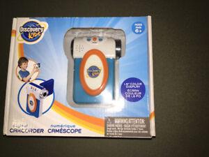 Discovery Kids Digital Camcorder - bnib