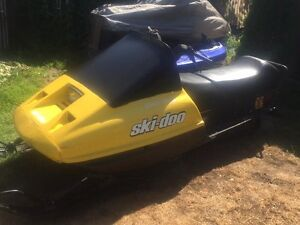 1984 skidoo SS 25 for parts or put it back together