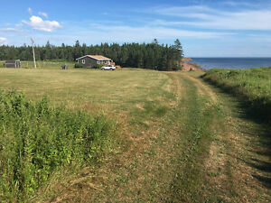 Belle Point Waterfront Cottage Belle River Rental PEI Available