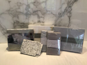 NEW Luxury Queen Bedding Set by BARBARA BARRY