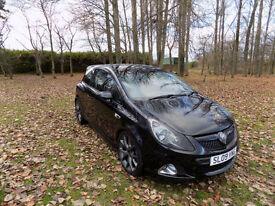 2009 Vauxhall Corsa 1.6i Turbo 16v VXRnetherton cars