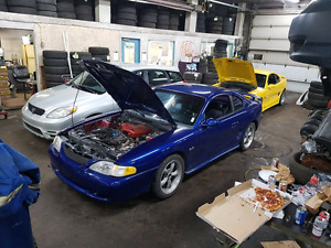 RECHERCHE MUSTANG POUR PIECES LOOKING FOR MUSTANG FOR PARTS