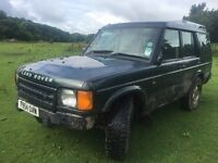 Land Rover discovery td5 off roader