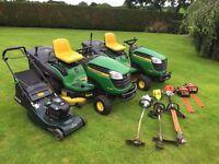 Gardening Services, Portadown, Tandragee, Banbridge, Lurgan areas