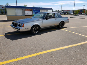 Reduced 1982 Buick Regal T-Type