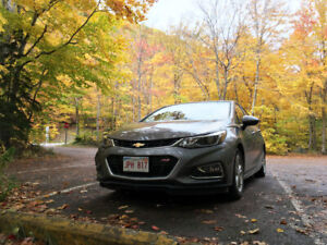 2018 Chevrolet Cruze LT LEASE TAKEOVER