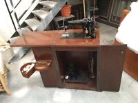 Singer Sewing Machine (electric conversion)