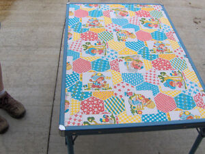 Vintage Children's Table & Chairs