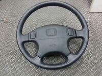Honda Steering wheel complete with air bag