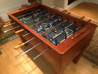 Foosball Table - Harvard