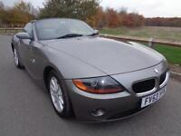 2004 BMW Z4 2.2 i SE Roadster 2dr