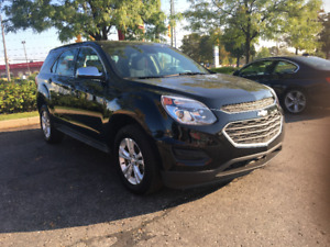 2016 Chevrolet Equinox LT AWD SUV!Certified! With Winter Package