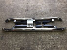 Land Rover Discovery 3 & 4 side protection bars