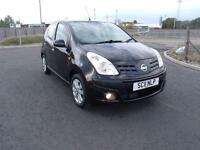 "NISSAN PIXO 1.0 N-TEC 5 DOOR 2011 ""11"" REG 98,000 MILES ***£20 PER YEAR ROAD TAX"
