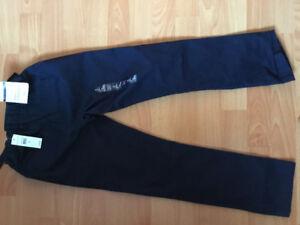 Size 8 boys Navy pants