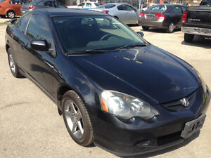 2002 ACURA RSX 5 SPEED CERTIFIED AND ETESTED NO RUST