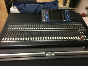 yamaha ls9 32 digital mixing console in like new condition