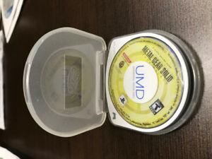 Meal Gear Solid - PSP Game