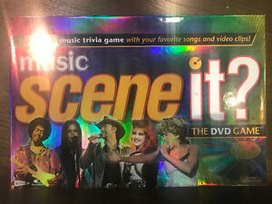 Scene it Music edition