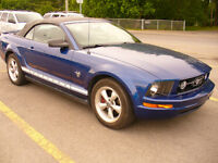 2009 Ford Mustang CONVERTIBLE Cabriolet