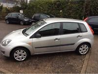 2007 Ford Fiesta 1.25 Style Climate 5dr