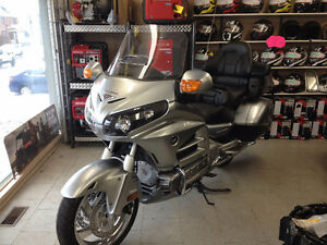 Brand New 2015 Honda GL1800 Goldwing (No Airbag)