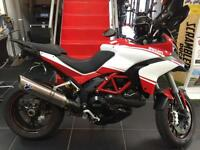 Ducati Multistrada 1200 PIKES PEAK EDITION ONLY 8500 MILES
