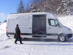 2013 Mercedes-Benz Sprinter Van Minivan, Van
