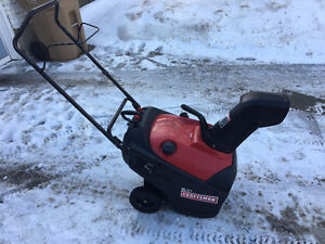 Good working condition Craftman snowblower for sale