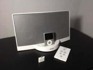 Bose Sound Dock  and Lighting Adapter