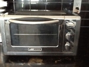 Gordon Ramsay stainless steel convection toaster oven
