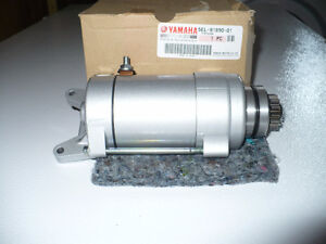 Brand New Starter for a  2008 Yamaha VStar