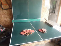 table ping-pong,air hockey,baby foot,fléchette,trois,ski planche
