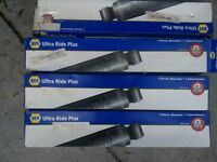 4 Napa shock absorbers