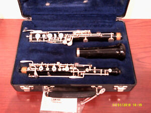 Selmer Resonite Body Oboe with Range to Low B