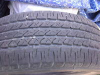 Firestone Brand all season tires for sale