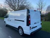 2018 Vauxhall Vivaro 2900 1.6CDTI 120PS Sportive H1 Van Panel Van Diesel Manual