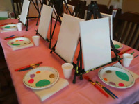 Birthday Painting Party