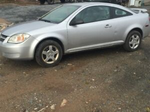 2007 Chevrolet cobalt 2.2 automatic 180000 kms works good