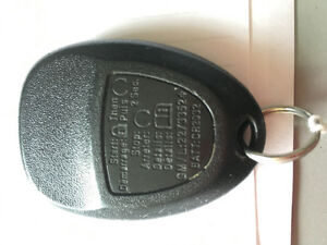 Chevy Mailbu Maxx remotes (set of 2) Kitchener / Waterloo Kitchener Area image 2