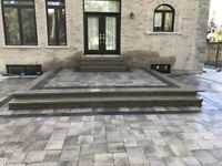 Landscaping interlocking and more