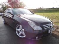 2005 Mercedes Benz CLS CLS55 4dr Auto COMAND APS! Keyless! 4 door Coupe