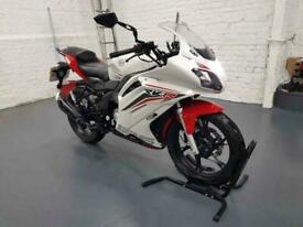 Keeway RKR 125 very low mileage