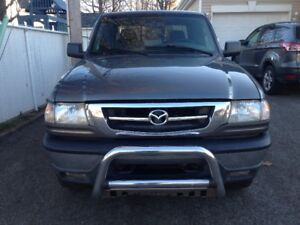 2008 Mazda PICK UP  B-4000  4X4 SEUL. 147,000KM $7,850 NÉG.
