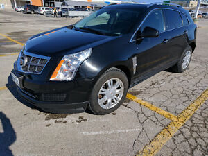 2011 Cadillac Luxury SRX SUV, AWD Crossover